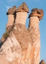 カッパドキアの画像