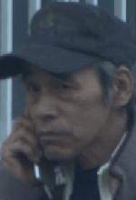 犯人の男の画像