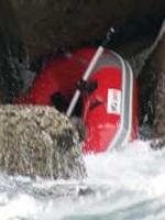 ゴムボートの画像