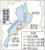 地震予測の画像
