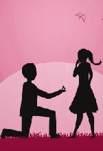 プロポーズの画像