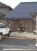 事件現場の住宅の画像