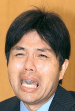 野々村竜太郎議員の画像