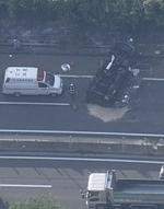 事故現場の画像