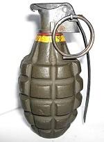 手榴弾の画像
