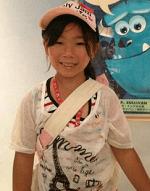 行方不明になっていて殺害された女子児童の画像
