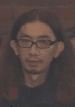 上條晃容疑者の画像