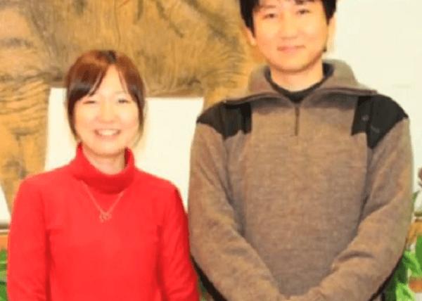 菅原みわさんと前園泰徳容疑者の画像