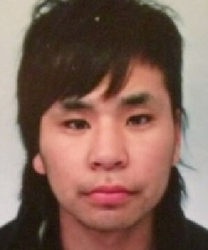 中野翔太容疑者の画像
