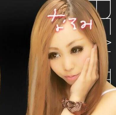 湯浅成美のプリクラ画像