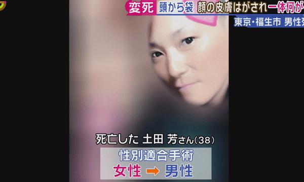 土田芳さんのFacebook顔写真