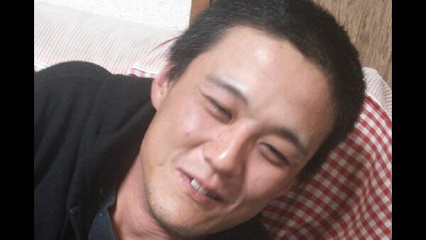 竹下主税容疑者(たけしたちから)の顔写真画像