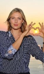 テニス選手「マリア・シャラポワ」の写真画像