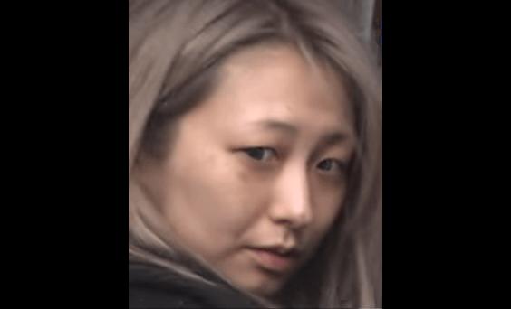 逮捕された「りこにゃん」のスッピン顔写真画像