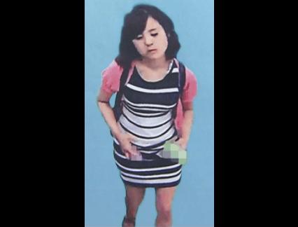 戸倉高広容疑者が防犯カメラに映った顔写真画像