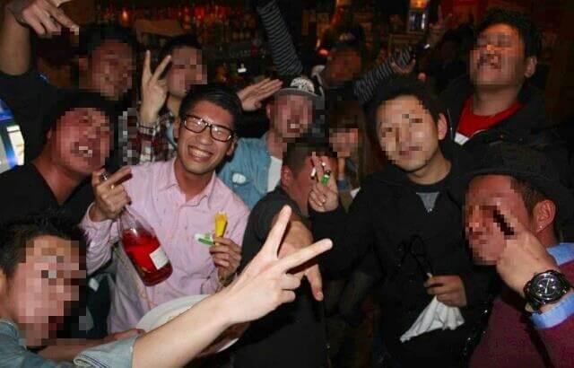 帝京大学の植松聖容疑者が友人に祝われるFacebook画像