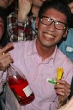 Facebookに投稿されていた植松容疑者の顔写真の画像