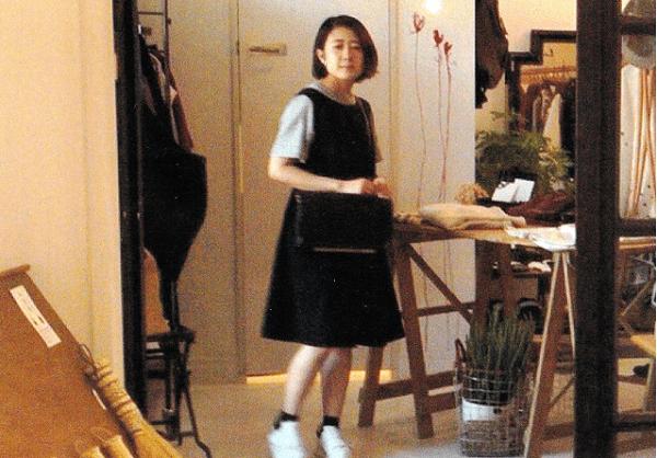 大分県警提供の五條堀美咲(ごじょうぼりみさき)さんの画像