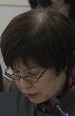 いじめ問題の横浜市教育委員会・岡田優子教育長の顔写真の画像