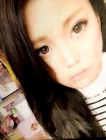 殺害された与島稜菜(よじま りょうな)さんのFacebook顔写真の画像