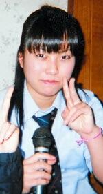 北口聡美さんの顔写真の画像