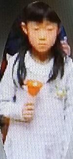 犯人に殺害される前の大桃珠生ちゃんの顔写真画像