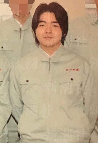 新潟工業高校の電気科で学んでいた頃の小林遼容疑者の写真