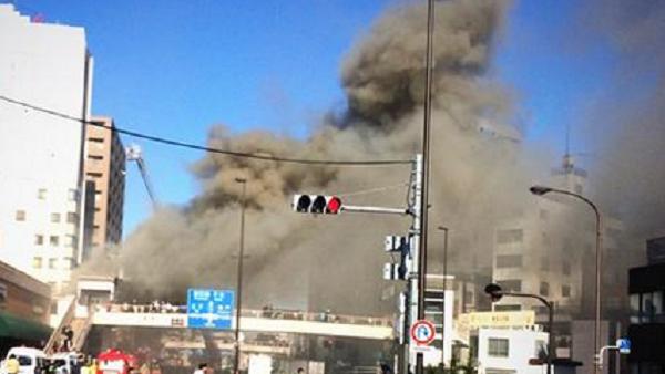浅草橋でひき逃げ事件?死亡事故現場に警察やヘリが集結し騒然 台東区 | ニュース速報Japan