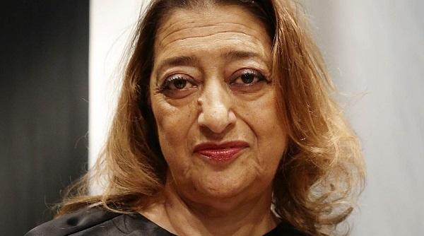 ザハ・ハディド氏の顔写真の画像