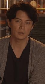 福山雅治さんの顔写真の画像