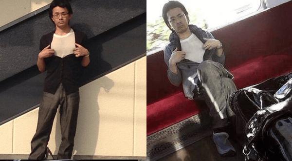 藤熊俊宏容疑者が逮捕されたニュースのキャプチャ画像c