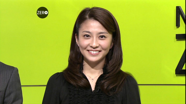 小林麻央さんの顔写真の画像ニュースのキャプチャ画像