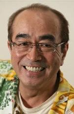 志村けんさんの顔写真画像