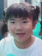 町田莉菜ちゃんの顔写真画像