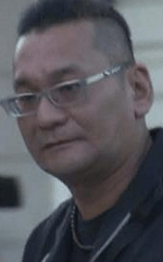 亀田慎次容疑者の顔写真画像