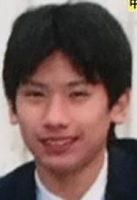 小林裕真容疑者の顔写真の画像