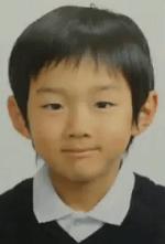 田代優くんの顔写真の画像