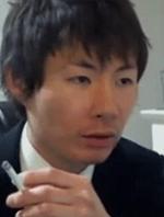 股間ツンツン男の顔写真の画像