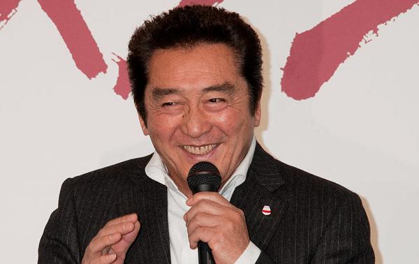 松方弘樹さん死去のニュースのキャプチャ画像
