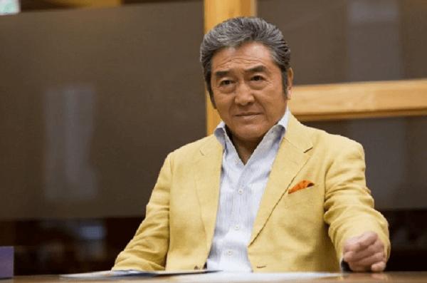 松方弘樹さん脳リンパ腫で死去のニュースのキャプチャ画像