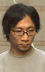 松本英樹容疑者の顔写真の画像