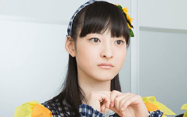 エビ中メンバーの松野莉奈さんの画像