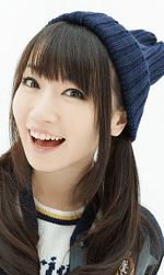 水樹奈々さんの顔写真の画像