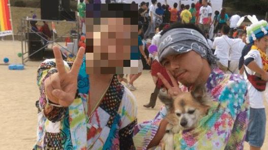 桜丘小学校の講師の喜野遼容疑者が覚醒剤使用で逮捕されたニュースのキャプチャ画像