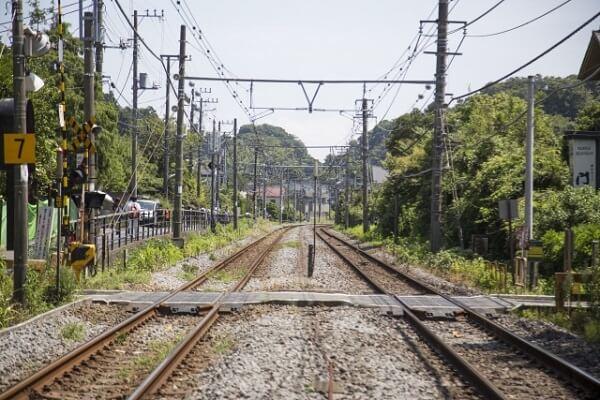 天満駅付近で沿線火災のイメージ画像