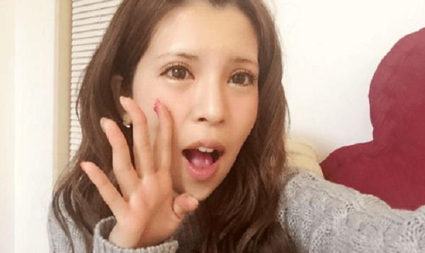 坂口杏里の顔写真の画像