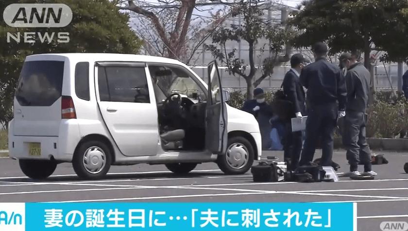 島根県出雲市斐川町のアイスピック妻を刺す殺人未遂事件のニュースのキャプチャ画像