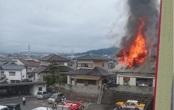 福岡県ニュース速報 : 火事・放火