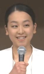 浅田真央さんの顔写真の画像