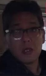 澁谷恭正の顔写真の画像